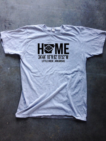 HOME | Arkansas Tee