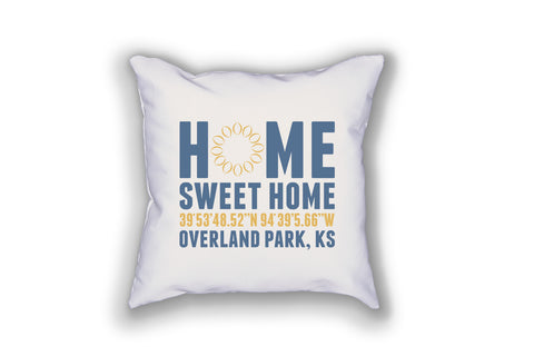 Kansas | Broadway Pillow