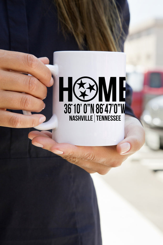 Tennessee Coffee Mug
