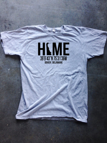 HOME | Delaware Tee