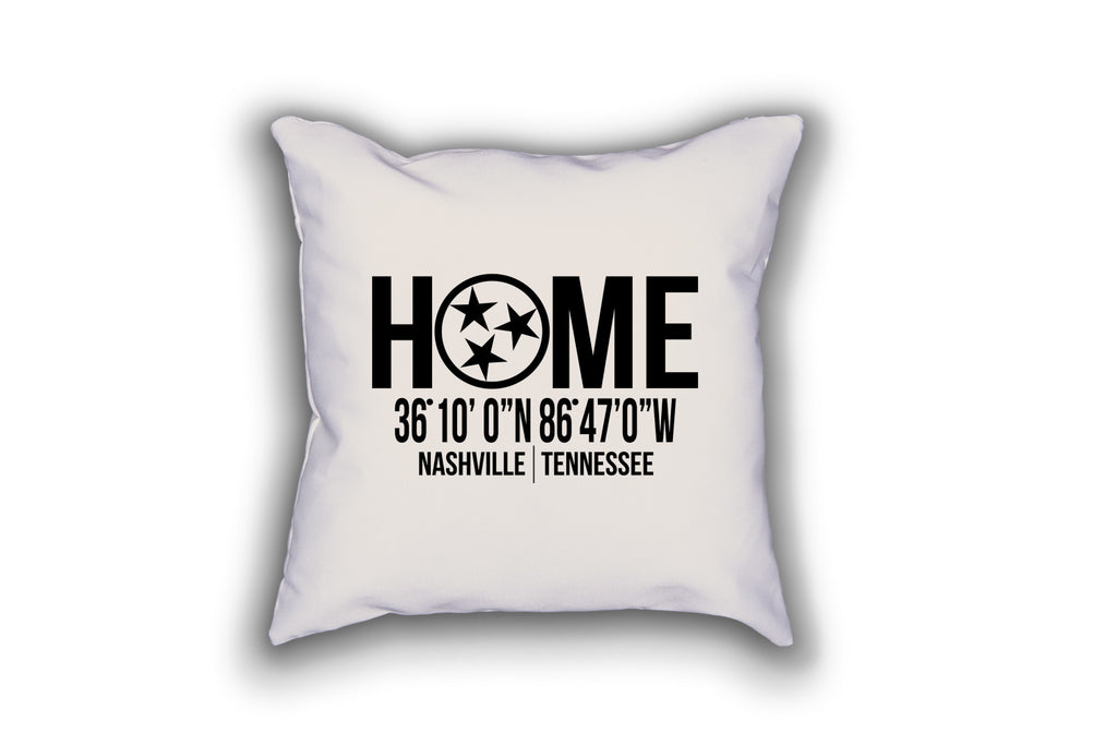 Tennessee | Home Pillow