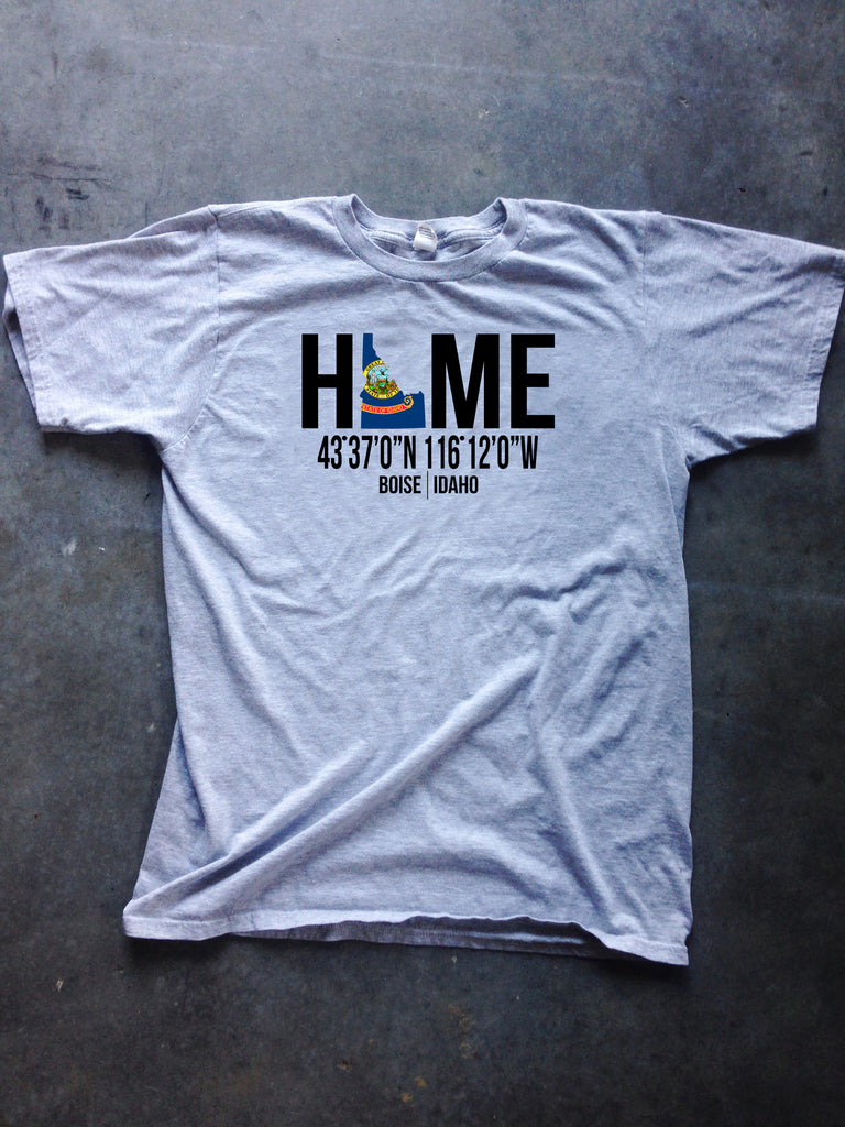 HOME | Idaho Tee