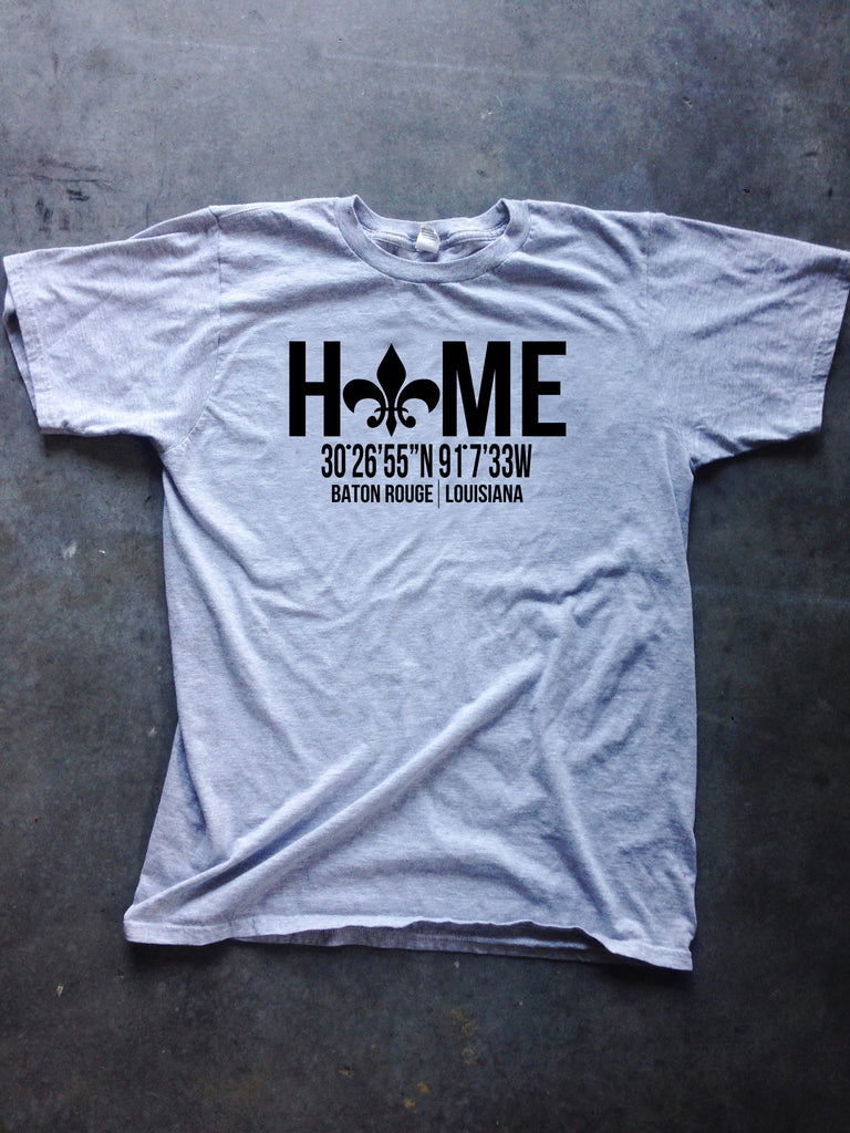 HOME | Louisiana Tee