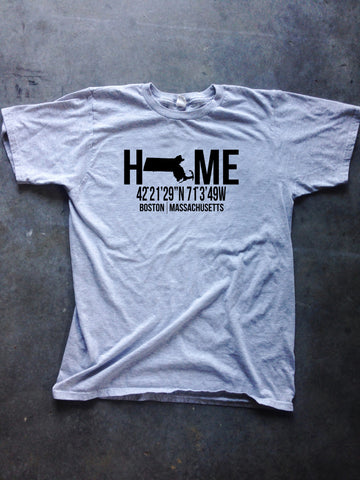 HOME | Massachusetts Tee