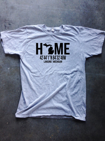 HOME | Michigan Tee