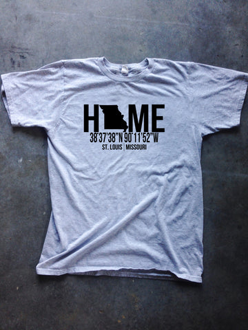 HOME | Missouri Tee