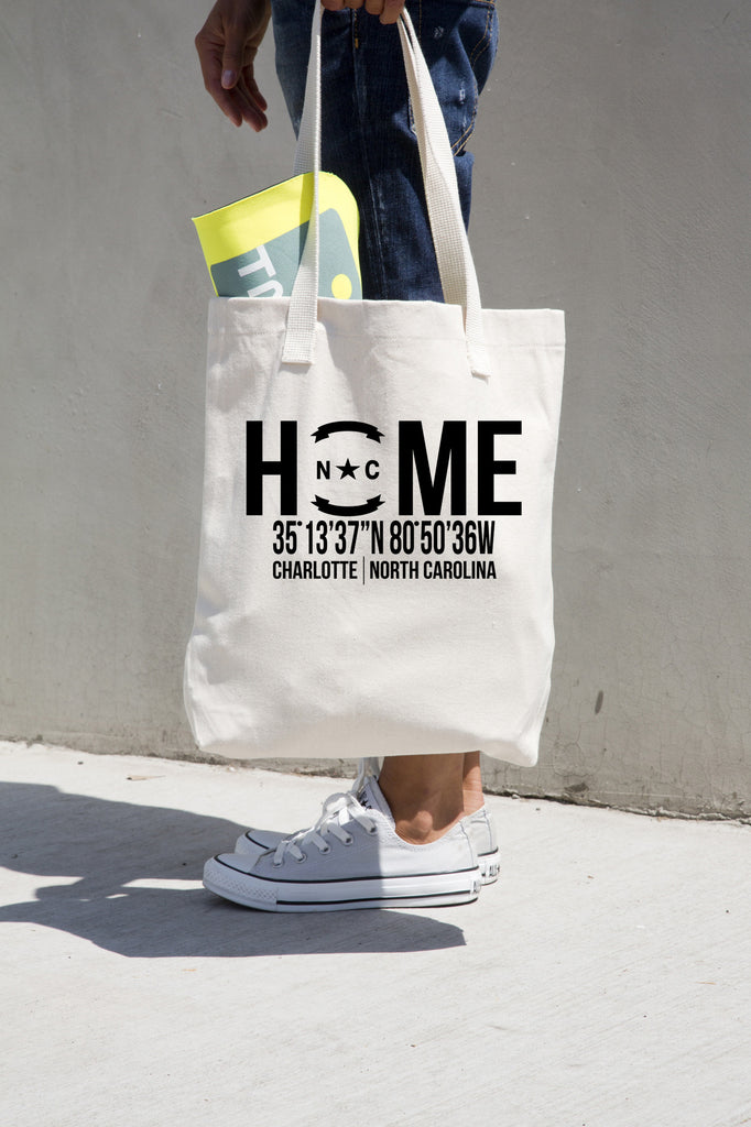 North Carolina Tote Bag