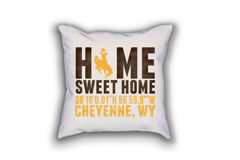 Wyoming | Broadway Pillow