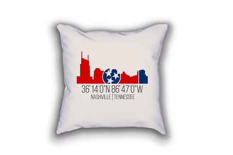 Tennessee | Skyline Pillow