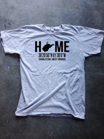 HOME | West Virginia Tee