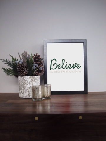 Believe - Holiday Collection
