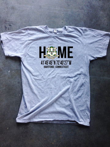 HOME | Connecticut Tee