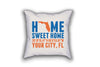 Florida | Broadway Pillow