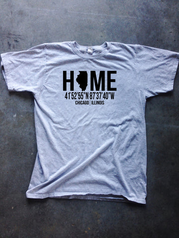 HOME | Illinois Tee