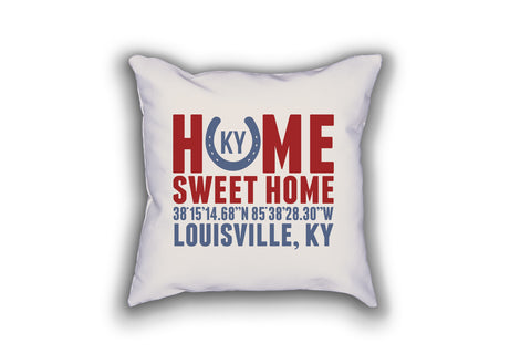 Kentucky | Broadway Pillow
