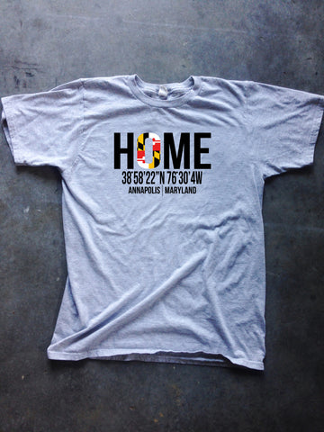 HOME | Maryland Tee