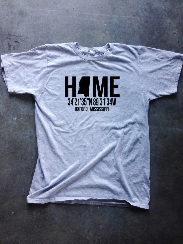 HOME | Mississippi Tee