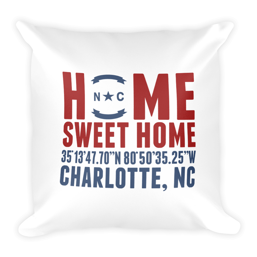 North Carolina | Broadway Pillow