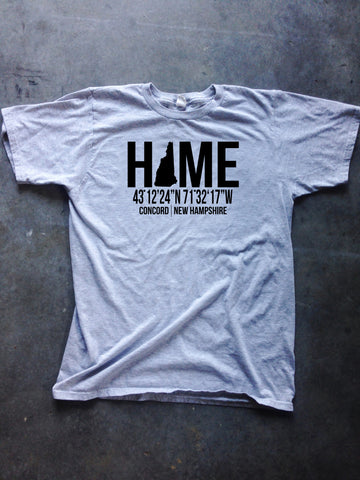 HOME | New Hampshire Tee
