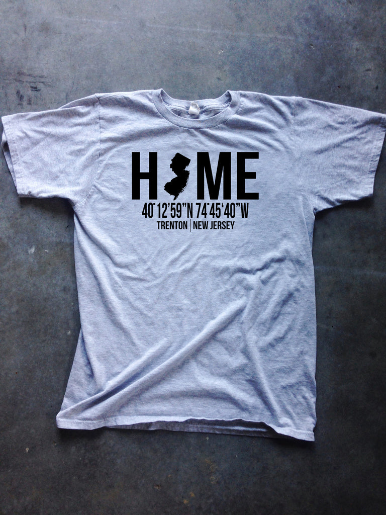 HOME | New Jersey Tee
