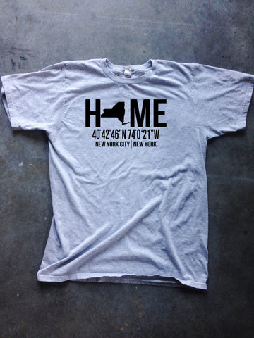 HOME | New York Tee