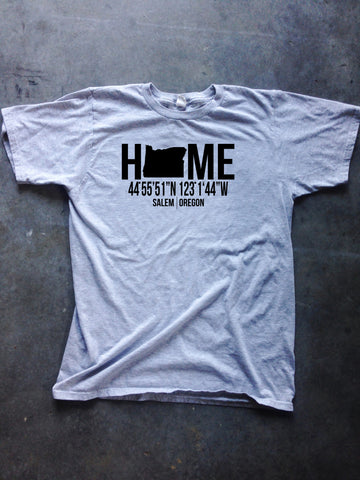 HOME | Oregon Tee