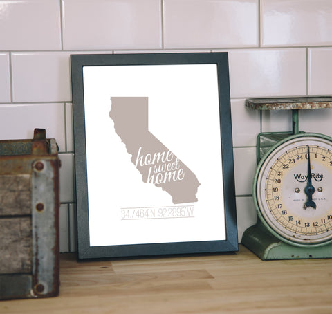 State Collection - California