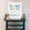 Print, Framed Print, and Canvas | Florida Broadway - Sand Dollar