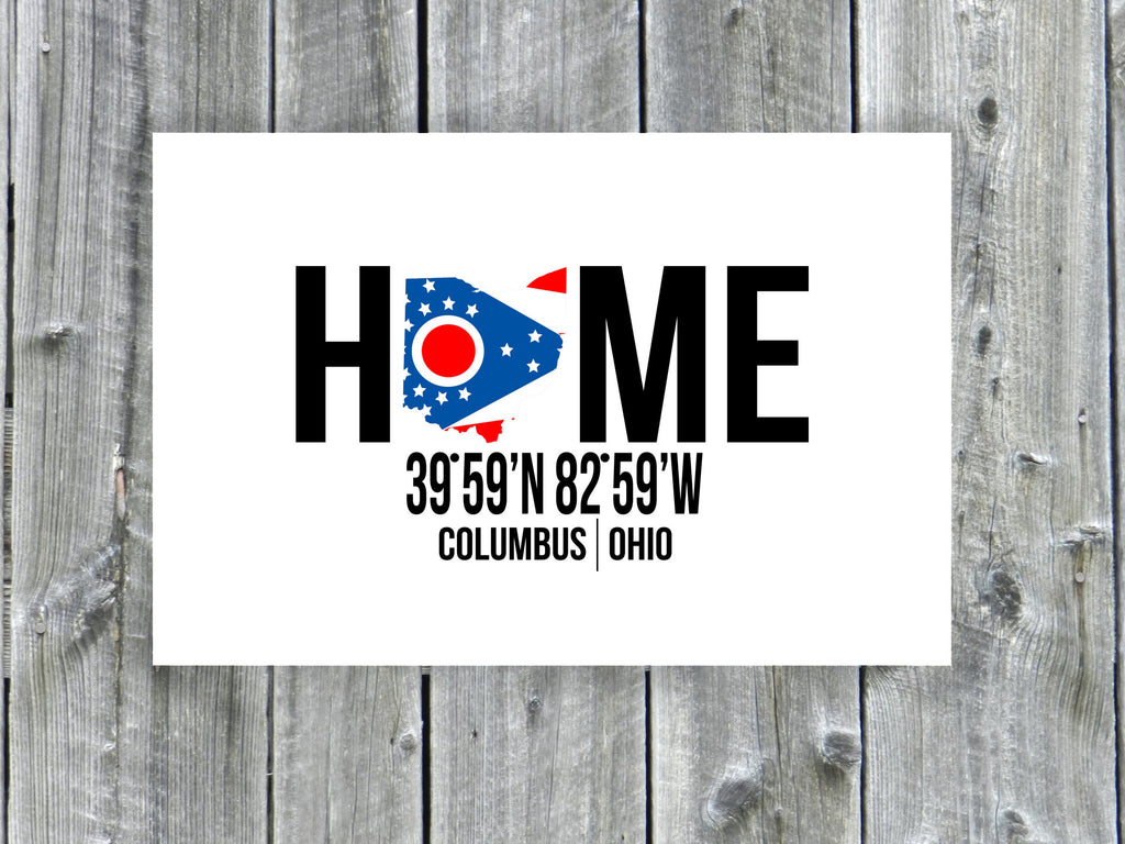 Print, Framed Print, and Canvas | HOME Ohio