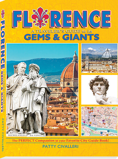 FLORENCE: Gems & Giants [Printed Book]