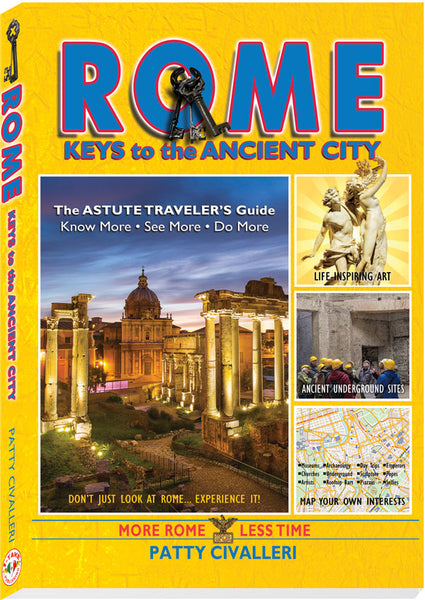 ROME: Keys to the Ancient Empire [Printed Book]