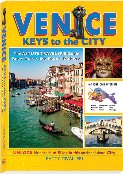 VENICE: Keys to the City [Printed Book]