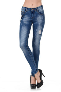 Sweet Look Premium Edition Women's Jeans - Ann Et Craig