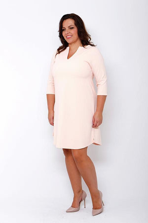 Evalynn Curve Shift Dress - Ann Et Craig