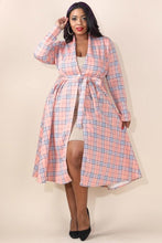 Load image into Gallery viewer, Zahara Trench Coat - Ann Et Craig