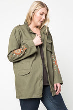 Load image into Gallery viewer, Reece Cargo Jacket - Ann Et Craig