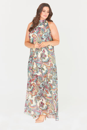 Myah Maxi Dress - Ann Et Craig