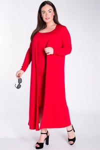 Ensley Dress & Cardi Set - Ann Et Craig