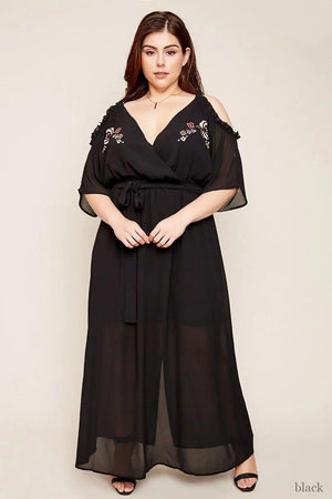 Isobel Maxi Dress - Ann Et Craig