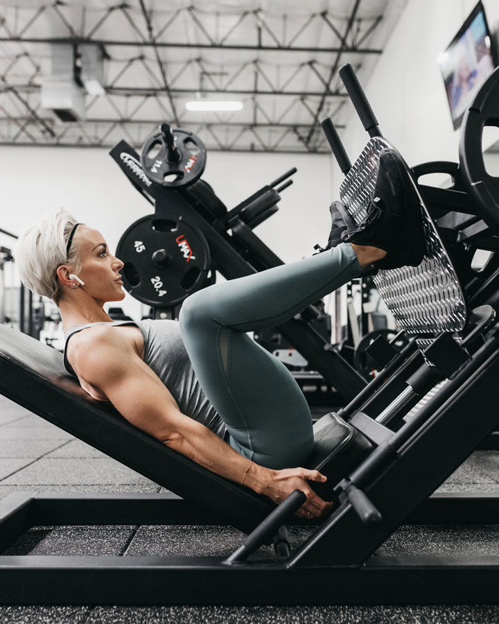 Jessie's 6 Reasons Women Should Lift