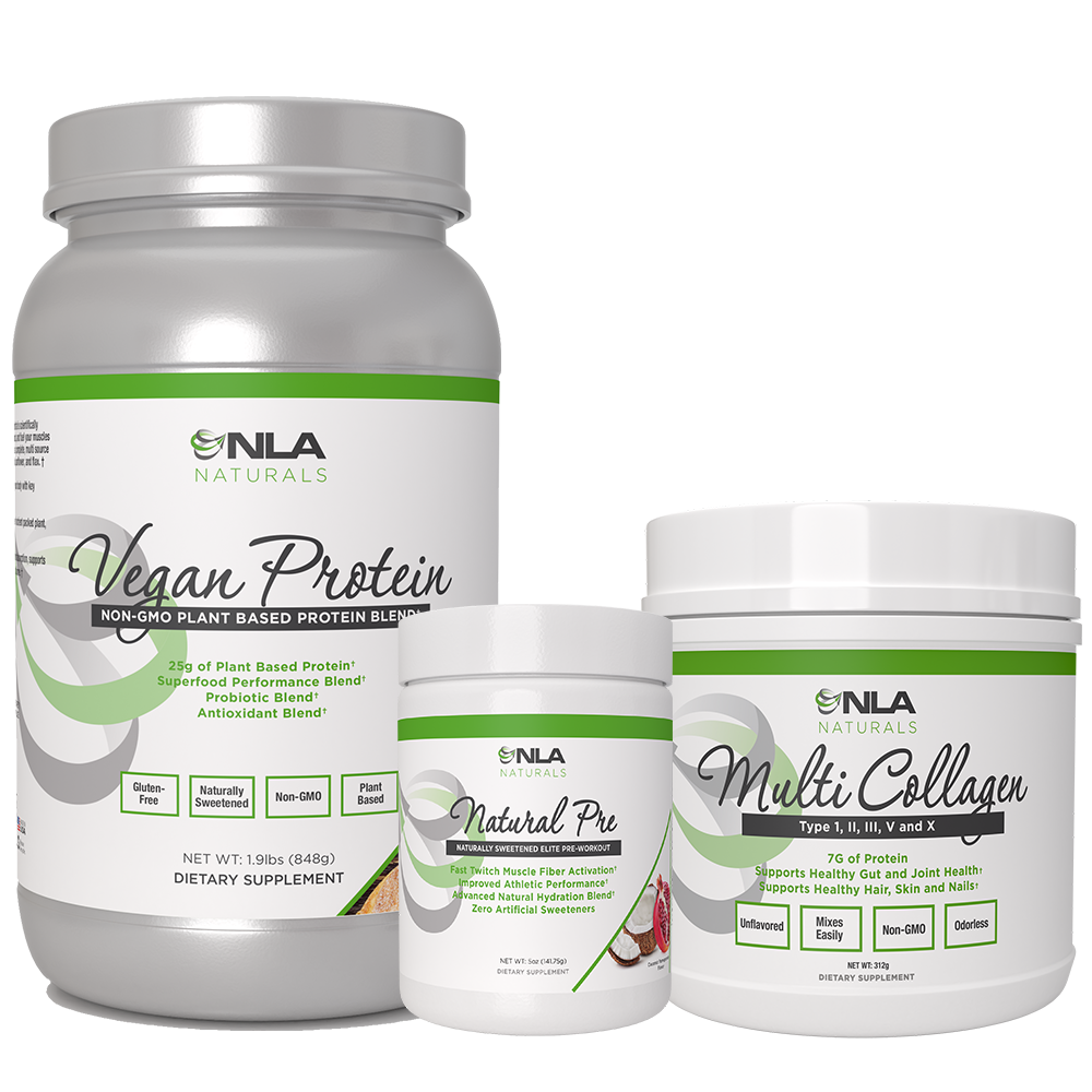 Natural Stack - NLA for Her