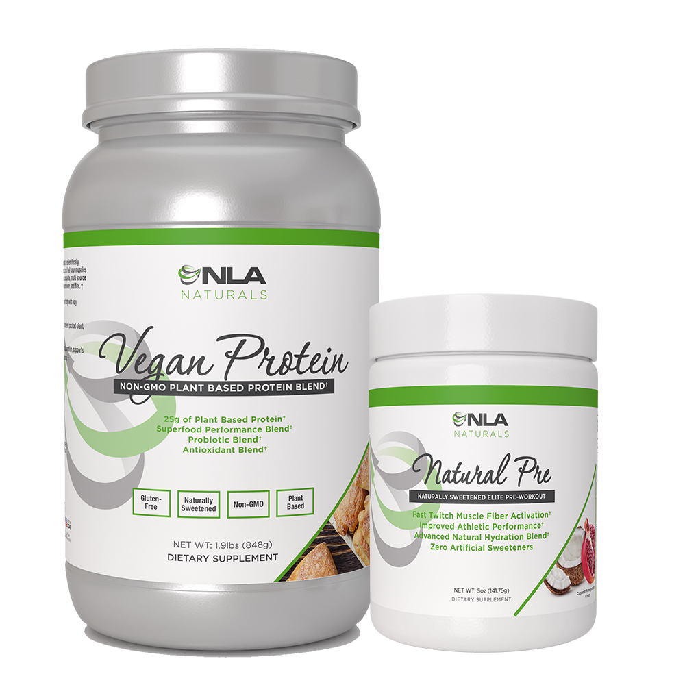 Pre/Post Natural Stack - NLA for Her