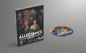 Allegiance - The Broadway Musical on DVD