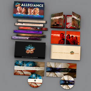 Allegiance - The Broadway Musical on DVD: 2-Disc Limited Edition Collector Box Set