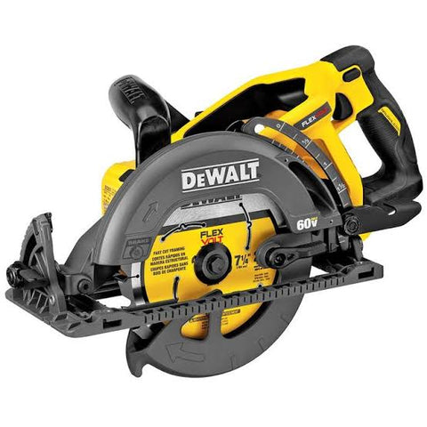 Image of DEWALT STYLE SAW CORDLESS WORM DRIVE