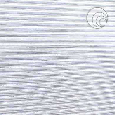 Clear Quarter-Reed Fusible (CR)
