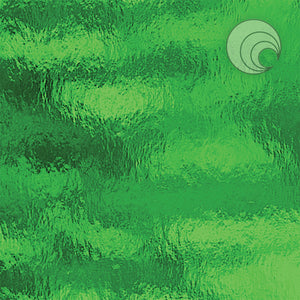 Light Green Rough Rolled Fusible (CR)