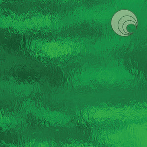 Medium Green Rough Rolled Fusible (CR)