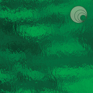 Dark Green Rough Rolled Fusible (CR)