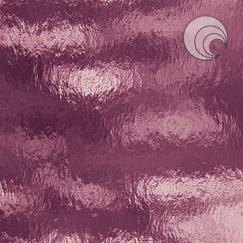 Light Purple Rough Rolled Fusible (CR)